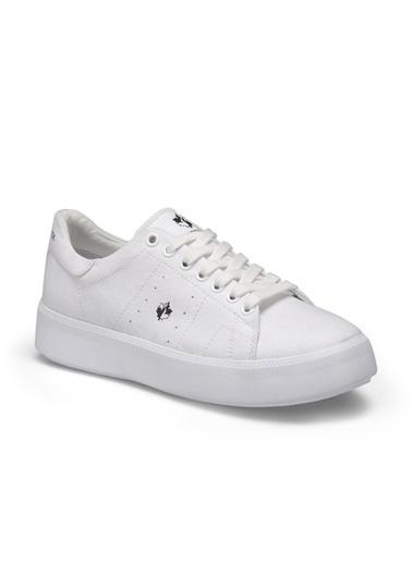 Lumberjack Kadın Beyaz Sneakers 100486586  Beyaz